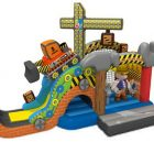 T2-3280 jumping castle