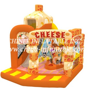 T2-3284 jumping castle