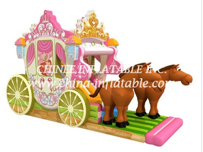 T2-3288 jumping castle