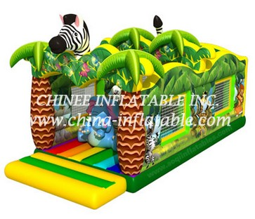 T2-3290 jumping castle