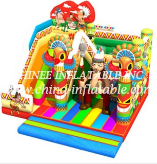 T2-3291 jumping castle