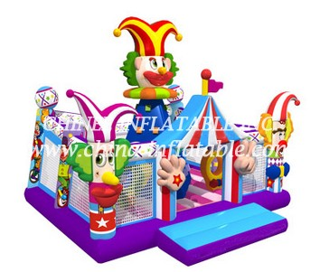 T2-3294 jumping castle