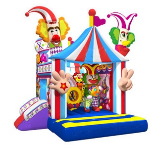 T2-3295 jumping castle