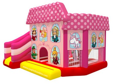T2-3297 jumping castle