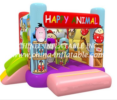 T2-3299 jumping castle