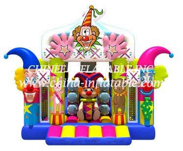 T2-3309 bouncy castle