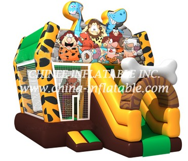 T2-3317 bouncy castle