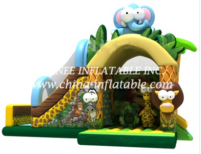 T2-3326 bouncy castle