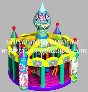 T2-3328 bouncy castle