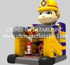 T2-3332 inflatable bouncer