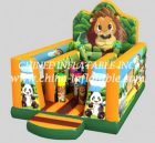 T2-3338 inflatable bouncer