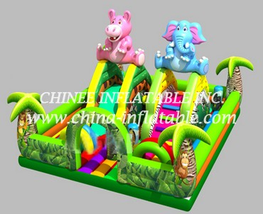 T6-436 giant inflatable