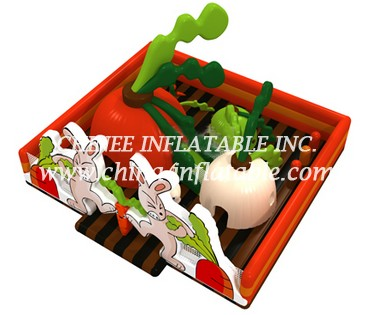 T6-446 giant inflatable