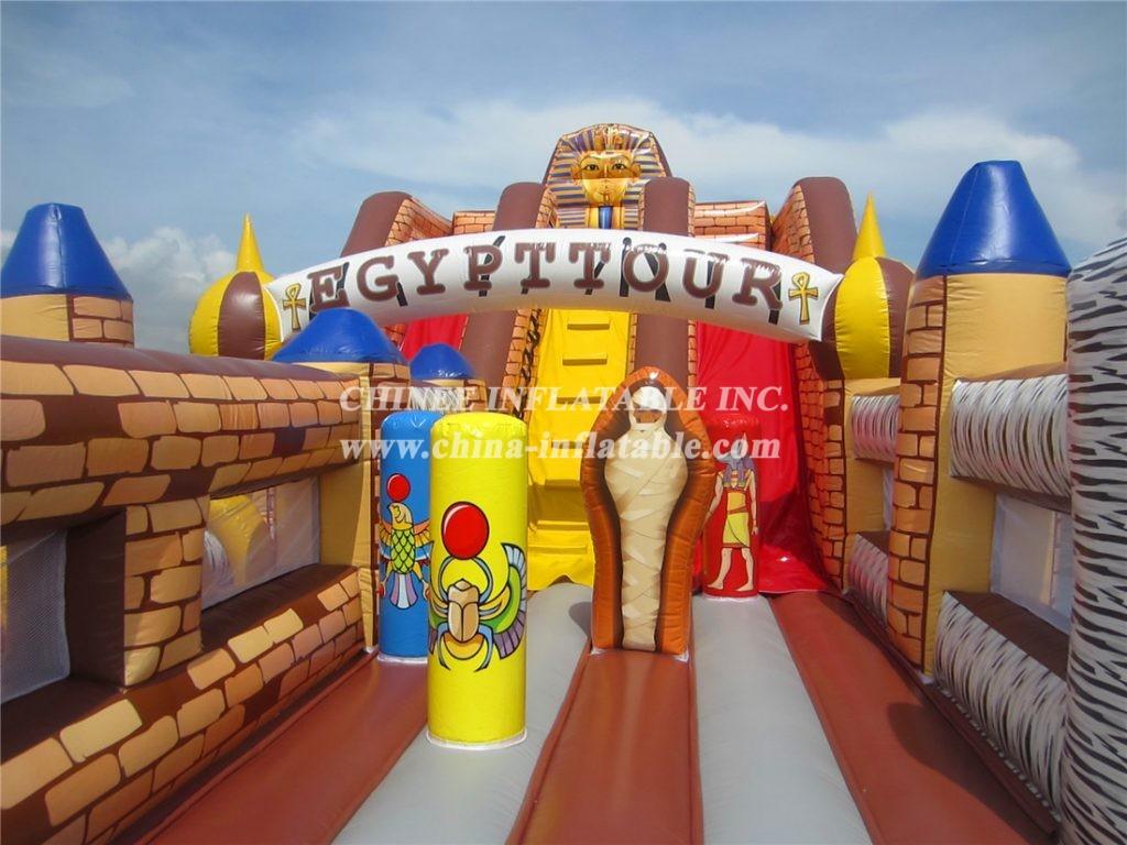 T6-459 Inflatable Slides