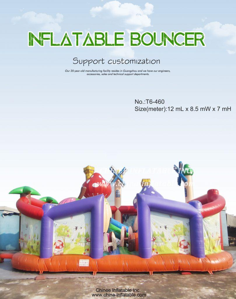 T6-460 - Chinee Inflatable Inc.