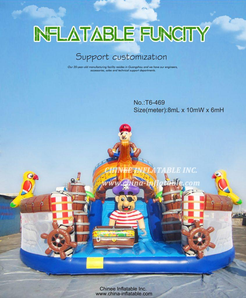 T6-469 - Chinee Inflatable Inc.