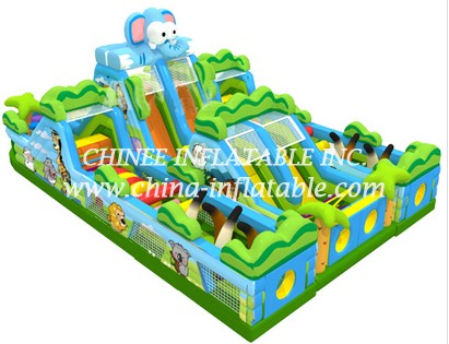 T6-478 giant inflatable
