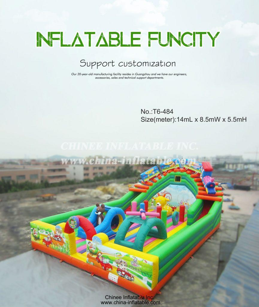 T6-484 - Chinee Inflatable Inc.