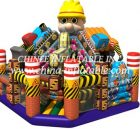 T6-485 giant inflatable