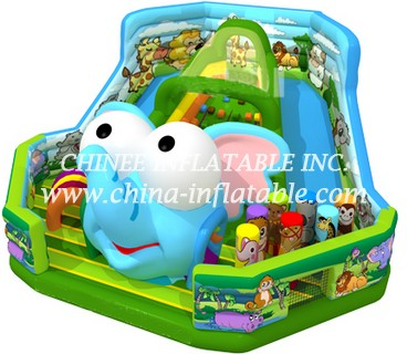 T6-491 giant inflatable