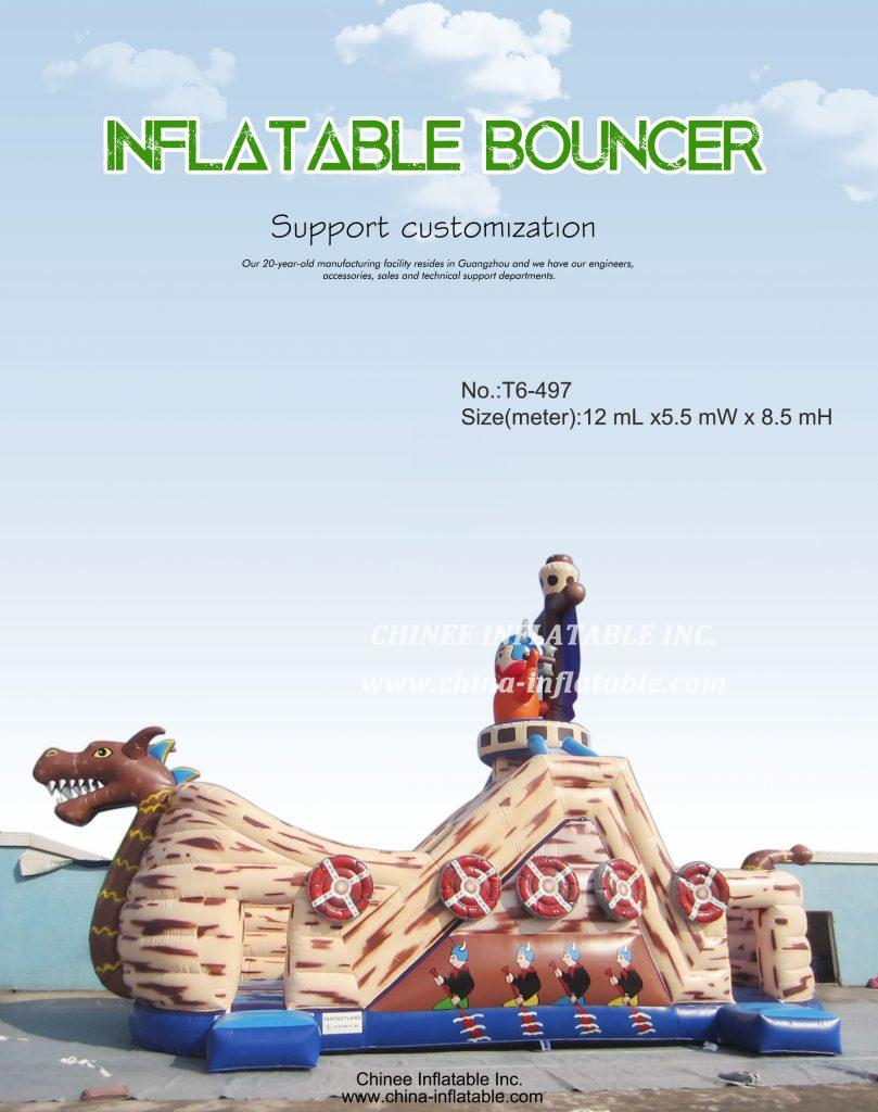 T6-497 - Chinee Inflatable Inc.