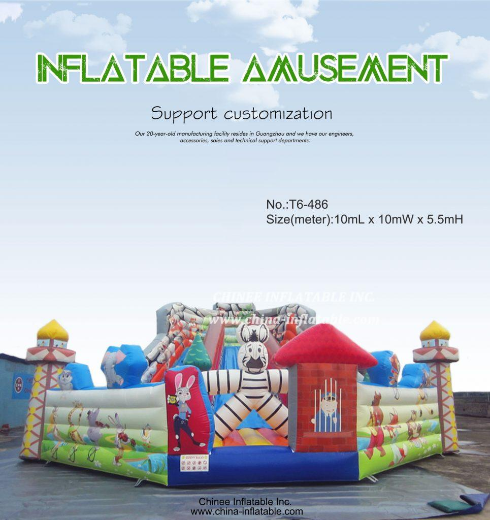 T6486 - Chinee Inflatable Inc.
