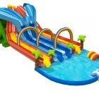 T8-1445 inflatable slide
