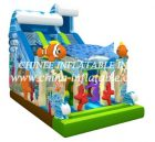 T8-1447 inflatable slide