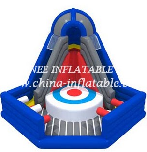 T8-1452 inflatable slide