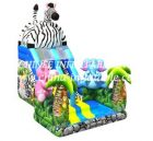 T8-1457 inflatable slide