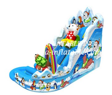T8-1460 inflatable slide
