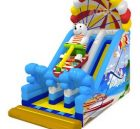 T8-1461 inflatable slide