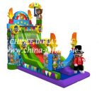 T8-1462 inflatable slide