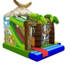 T8-1465 inflatable slide