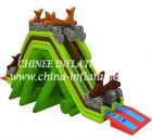 T8-1467 inflatable slide