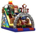 T8-1468 inflatable slide