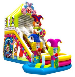T8-1469 inflatable slide
