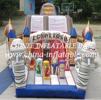 t8-1474 inflatable slide