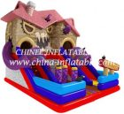 T8-1476 inflatable slide