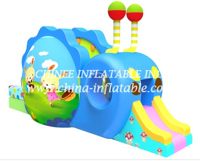 T8-1477 inflatable slide