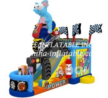 T8-1479 inflatable slide