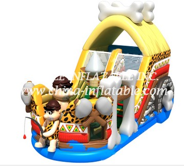 T8-1483 inflatable slide