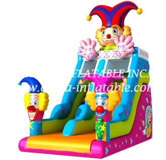 T8-1491 inflatable slide