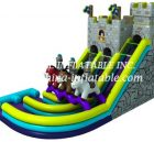 T8-1498 inflatable slide