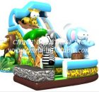 T8-1501 inflatable slide