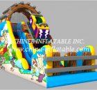 T8-1507 inflatable slide