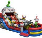 T8-1511 inflatable slide