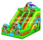 T8-1513 inflatable slide