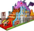 T8-1515 inflatable slide