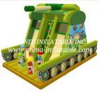 T8-1524 inflatable slide